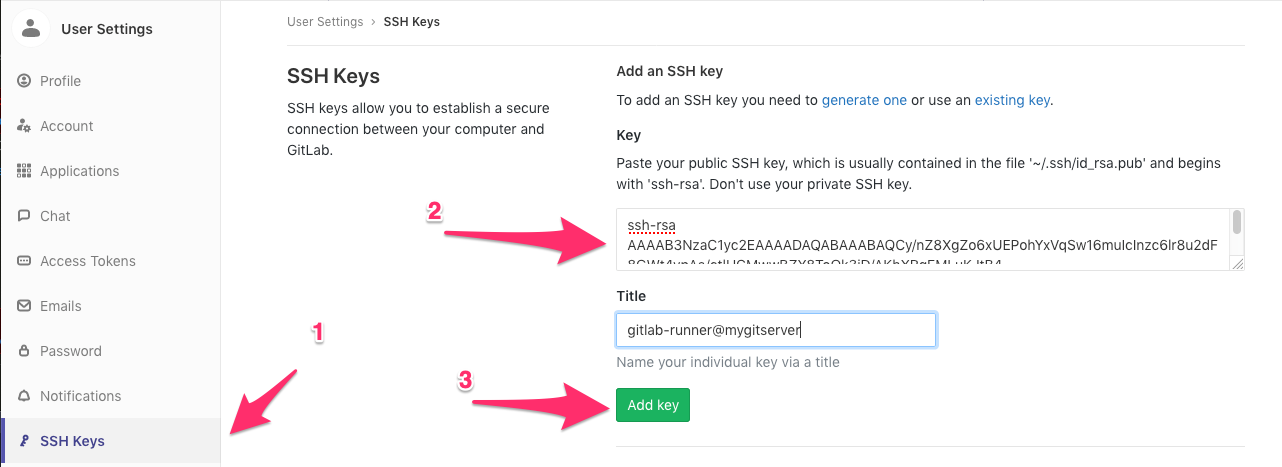 Setting up Hexo Auto-deploy from Gitlab | TheBestJohn